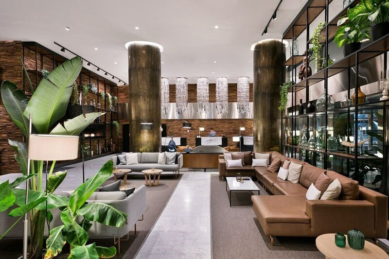 MELIÁ MADRID PRINCESA: A NEW PLACE FOR A GOOD LIVING